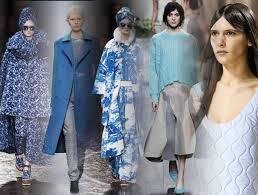 blue catwalk