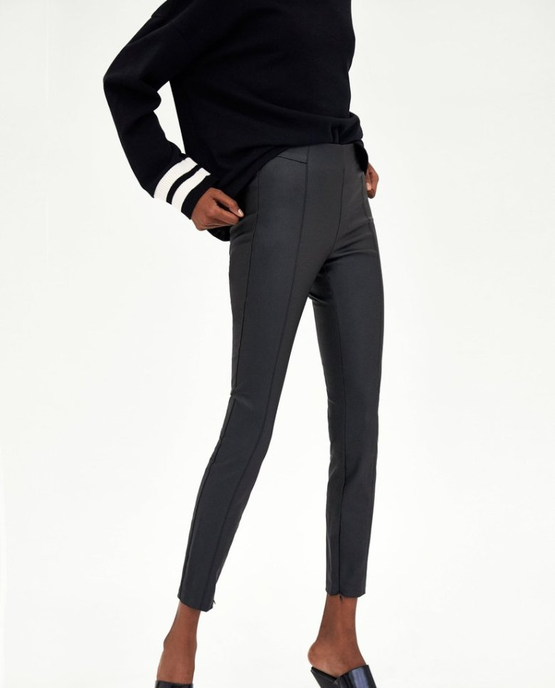 Zara-Coated-Leggings
