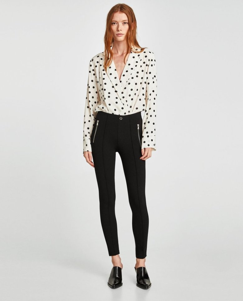 Zara-Zip-Leggings